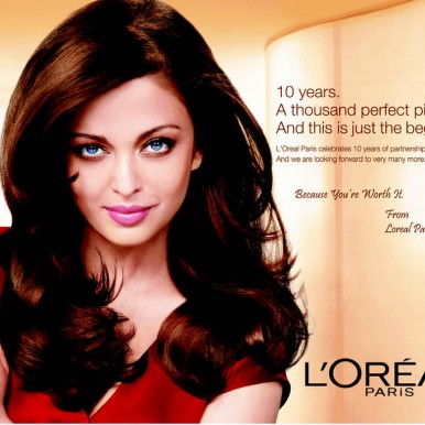 loreal in india Mumbai, 20 september 2013 - l'oréal india today announced the acquisition of cheryl's cosmeceuticals, a pioneer in professional skin care products and treatments in beauty salons across the country this is the first acquisition for l'oréal in india.