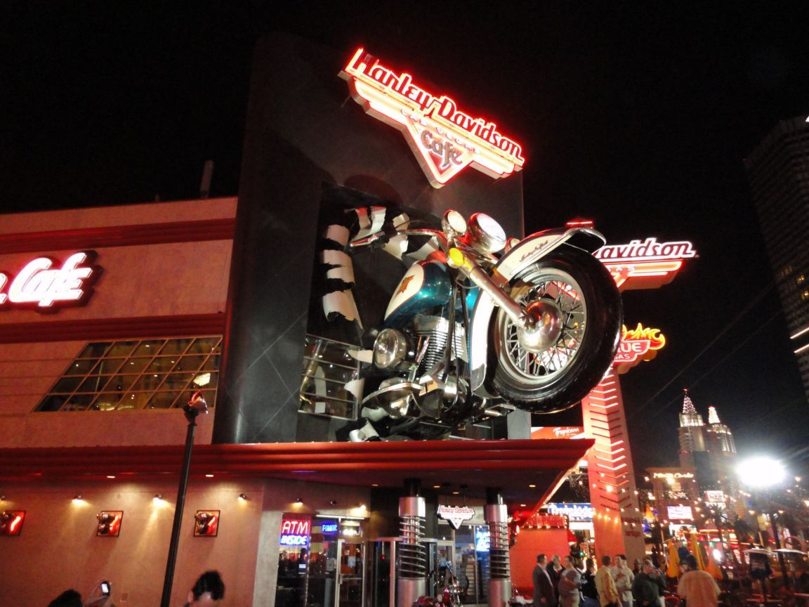 Harley- Davidson to open their world's second cafe in Pune ...