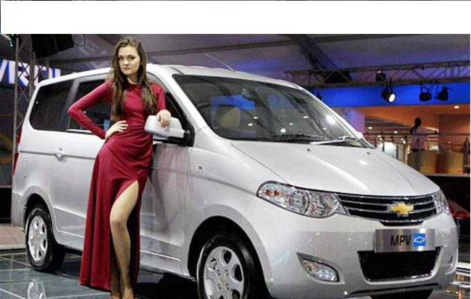 Chevrolet S Mpv Enjoy To Be Launched Today Passionate In Marketing