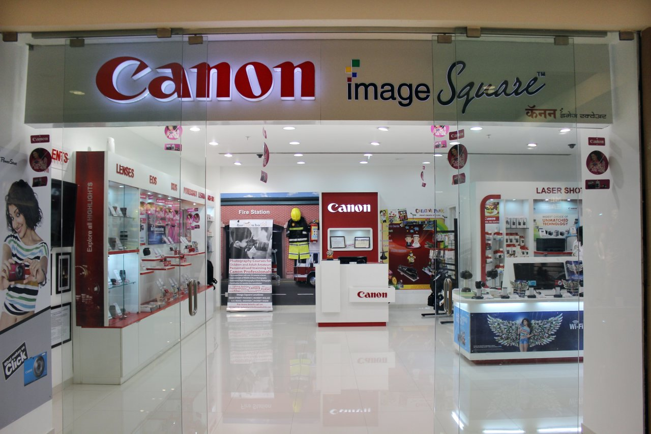 Canon India to increase the network of its retail stores