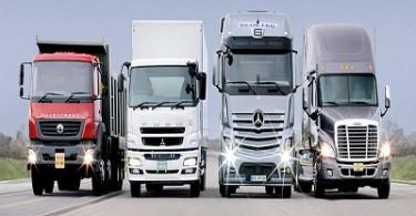daimler india trucks bharat stage iv