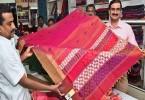 eco-friendly saris co-optex