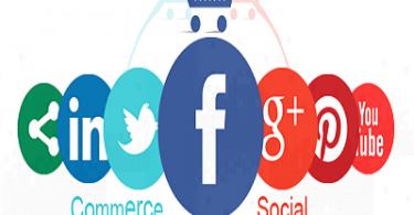 social media online shopping