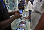 mobile phone launches