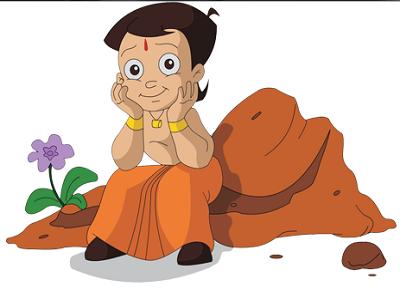 case study desi super hero chhota bheem takes on cartoon characters