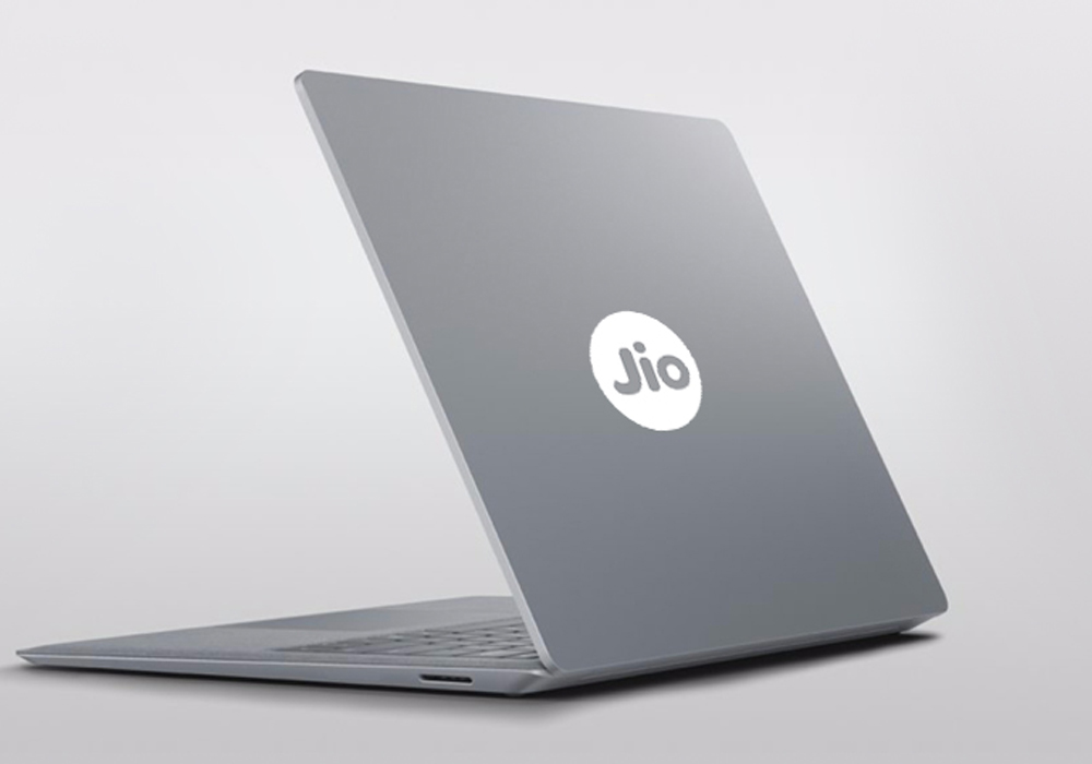 Jio to launch JioBook laptop with 4G this year, to compete with other  chromebooks   Passionate In Marketing