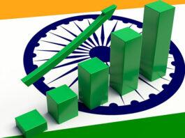 Image representing India's rise in economy